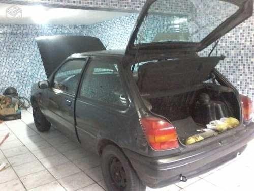 fiesta hatch 95,altenador,chicote motor sucata em peças