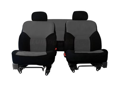 fiesta hatchback / sedan 09 - 11 cubreasientos  to-tn