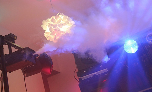 fiesta iluminación sonido dj´s