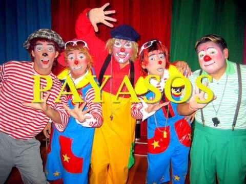 fiesta infantil payasos hora loca baby shower mago payasita