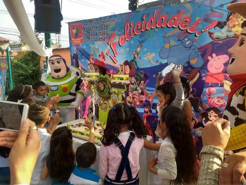 fiesta infantil show