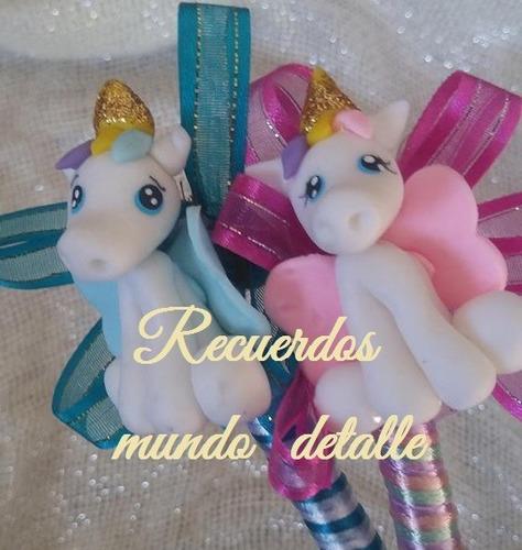 fiesta infantil unicornios colores arcoirirs detalles unicos