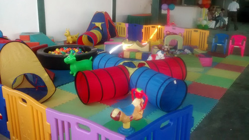 fiesta infantil,atracciones,baby gyms,recreacion,colchon