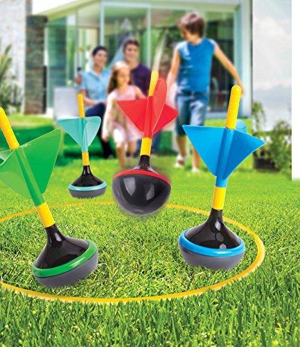 Fiesta Juegos Al Aire Libre La Familia Y Los Ninos Lawn Dart