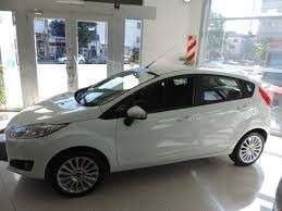 fiesta kinetic s plus 5 ptas.  ford ardama pilar