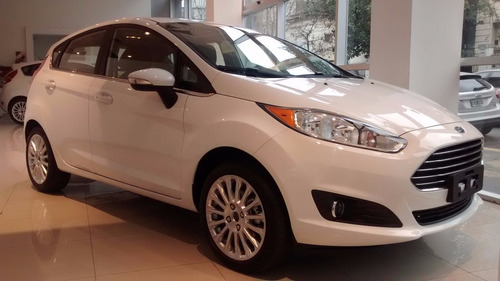 fiesta kinetic titanium 5 ptas. e/inmed. ford ardama