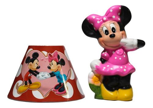 fiesta mickey minnie mouse centro de mesa fiesta mimi-10 pza