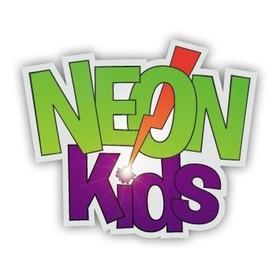 Fiesta Neon Para Niños