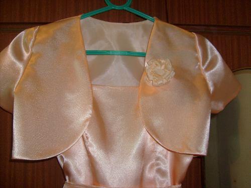 10 Vestido Chaqueta 9 Niñas 11 Talles Con De 12 Para Fiesta 7BnrAa7