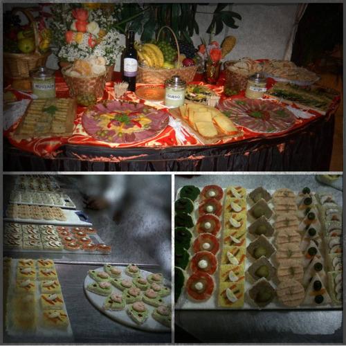 fiesta pasapalos catering