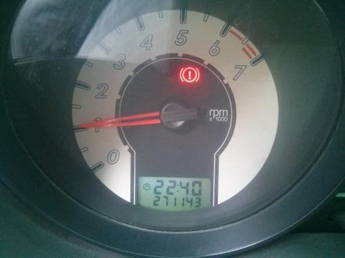 fiesta power 2008, motor 1.6 color negro