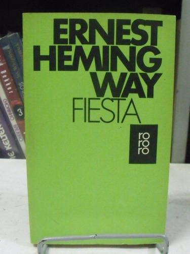 fiesta : roman - ernest hemingway