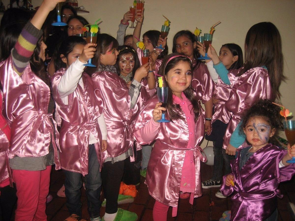 Fiesta Spa Niñas Fashions Desfile, Disfraz,belleza,unicornio ...