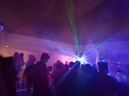 fiesta teen, mini disco, animacion, dj,  tarjeta de credito