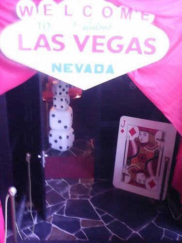 fiesta,casino,las vegas,dec temáticas new york,paris,hollywo
