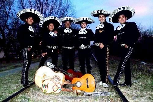 fiestas animacion mariachis shows