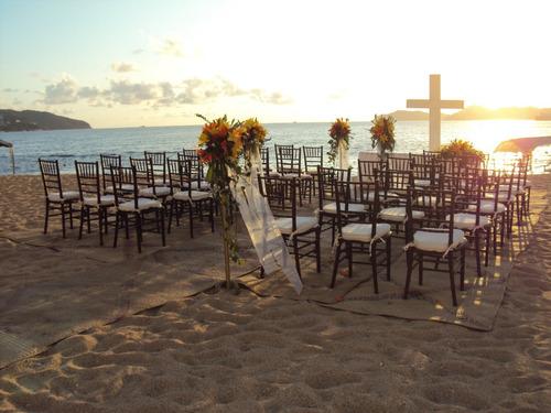 fiestas en playa, acapulco, cancun y los cabos