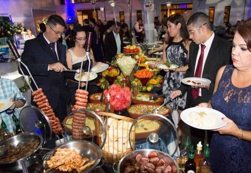 fiestas eventos banquetes