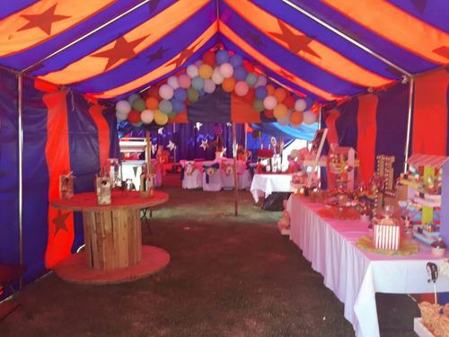 fiestas eventos carpas