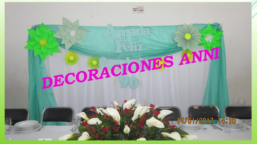 fiestas, eventos decoración globos