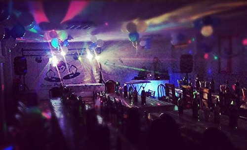 fiestas eventos iluminación