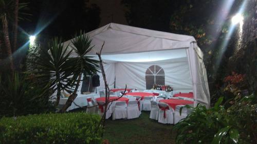 fiestas eventos jardín