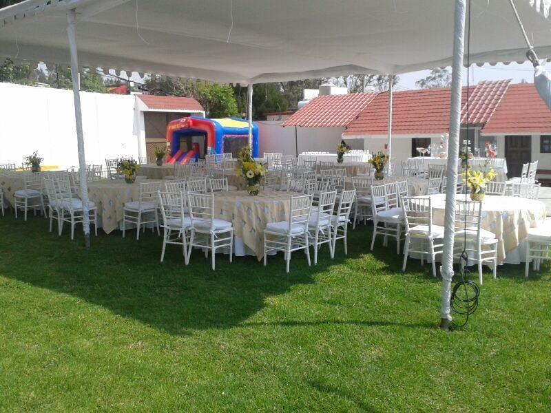 Renta de jard n para fiestas familiares y eventos for Fiesta de jardin