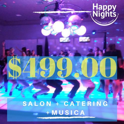 fiestas* eventos* salon