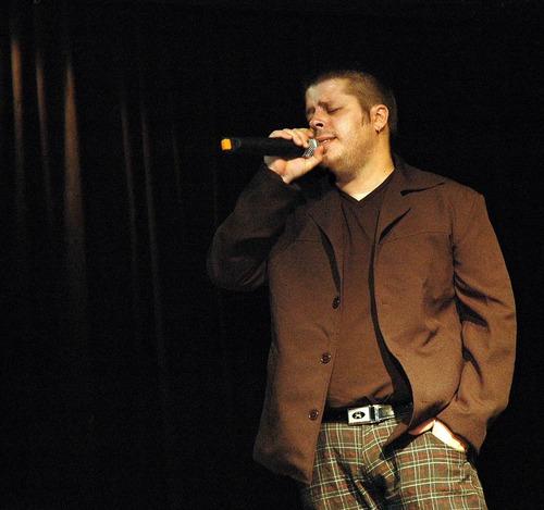 fiestas eventos show cantante