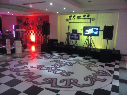 fiestas eventos sonido