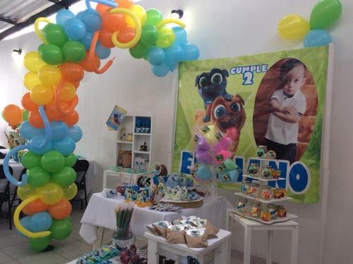 fiestas- globos decoración