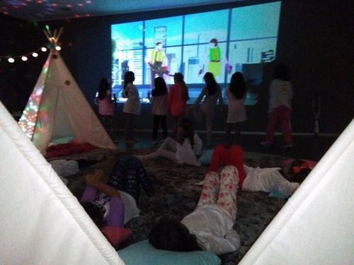 fiestas infantiles con teepees (carpas tipo indio)