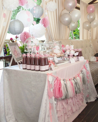 fiestas infantiles cumpleaños eventos - catering mesa dulce