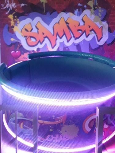 fiestas infantiles, eventos mini samba