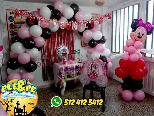 fiestas infantiles recreacion y decoracion