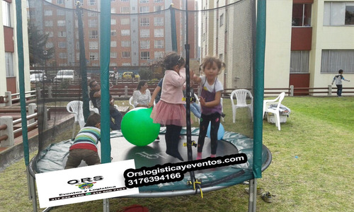 fiestas infantiles recreacionistas inflables chiquitecas