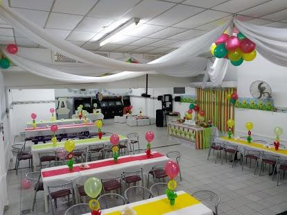 fiestas infantiles, salón
