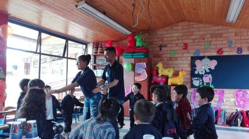 fiestas infantiles y recreación en boyacá, bogotá y chía