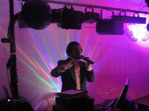 fiestas, minitecas,, dj, sonido, luces,animacion,quince años