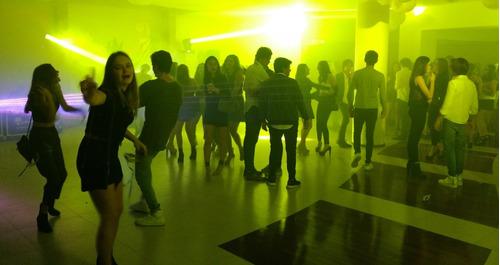 fiestas, sonido, iluminación