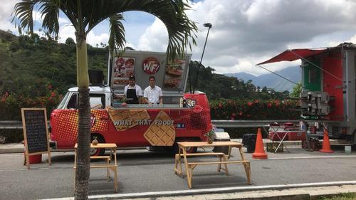 fiestas y eventos corporativos food truck