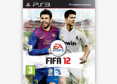 fifa 12 para ps3 impecable