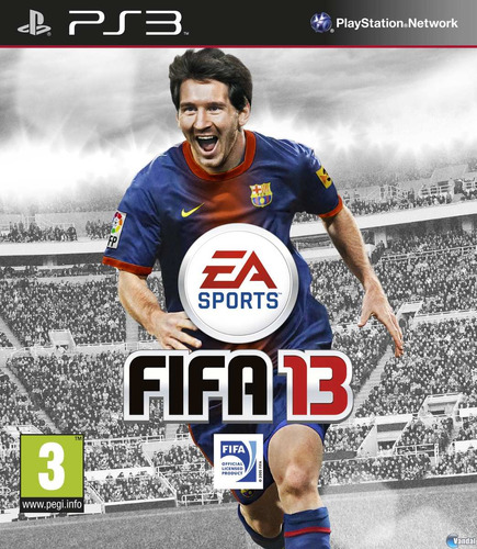 fifa 13 ps buen estado!!