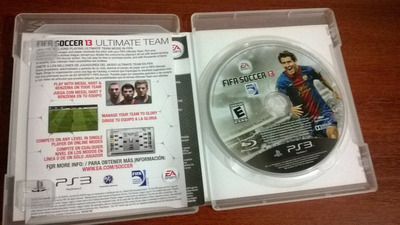 fifa 13 ps3 buen estado