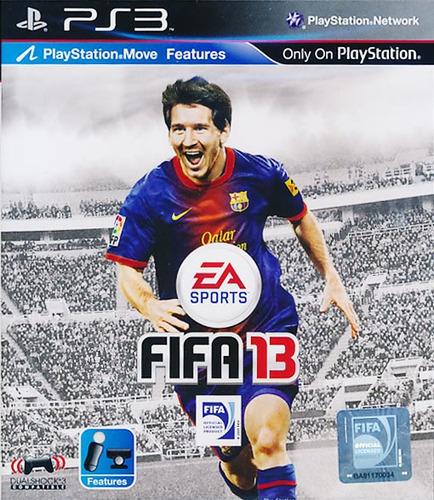 fifa 13 soccer 2013 [ps3] lacrado