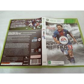 Fifa 13 Xbox 360 Dublado /v22#v/  T7#t