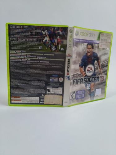 fifa 13 - xbox 360 (fisico - usado)