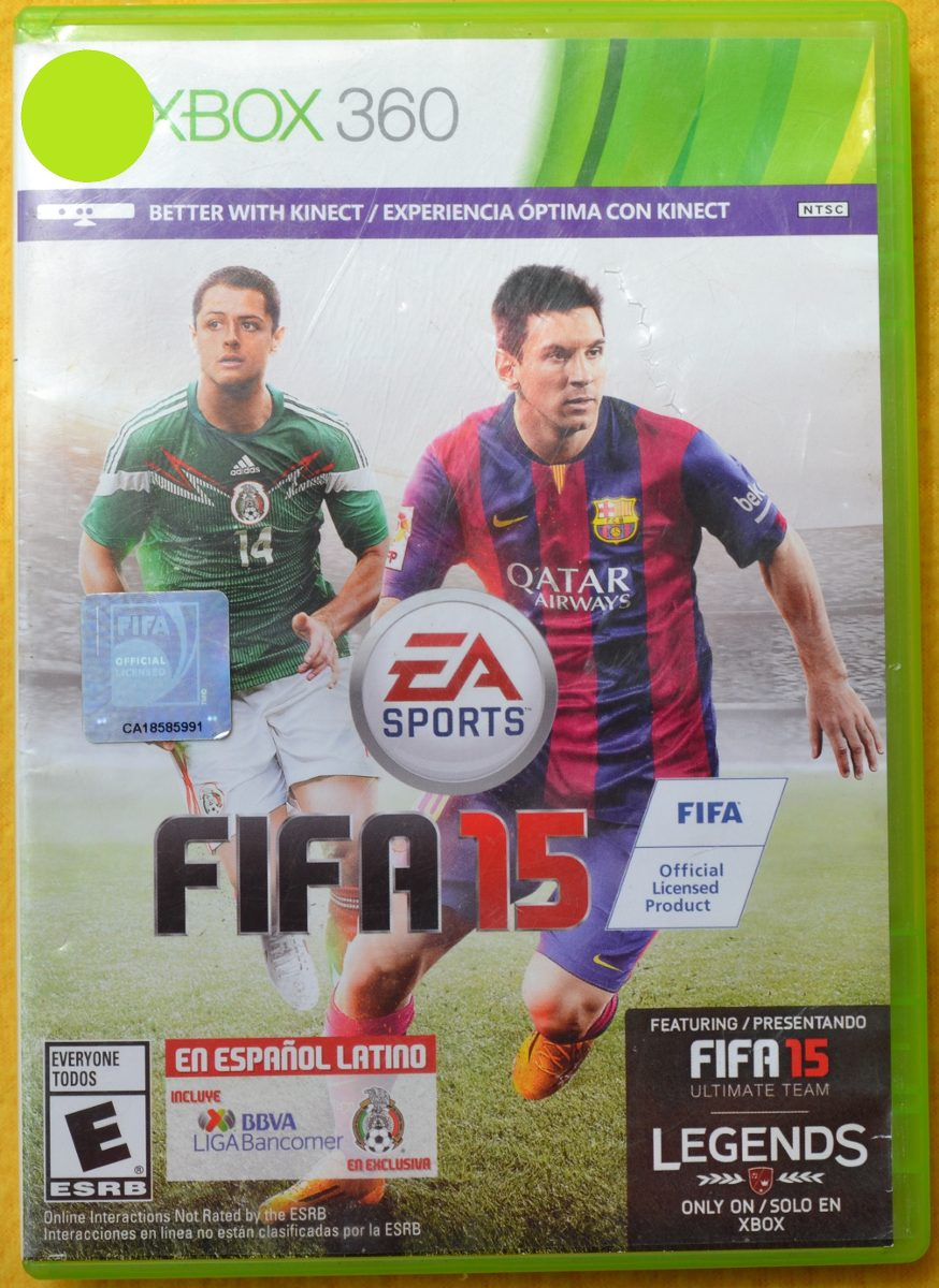 how to play online on xbox 360 fifa 15
