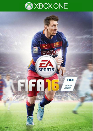 fifa 16 código digital xbox one