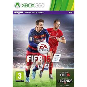 Fifa 16 Para Xbox 360 No Pagues Envío